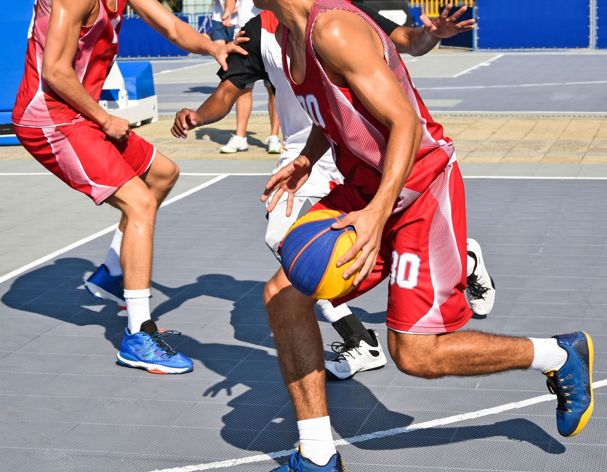 Duntalk Ball Tactics Basketball Socks